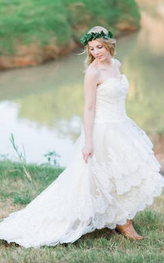 Affordable Wedding Dresses Online Cheap Bridal Gowns - June Bridals