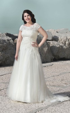Plus Size Wedding Dresses 2017, Cheap Plus Size Bridal Gowns ...