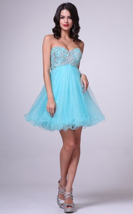 Nice Prom Dresses 8th Grade Picture Collection - Wedding Dresses and ...