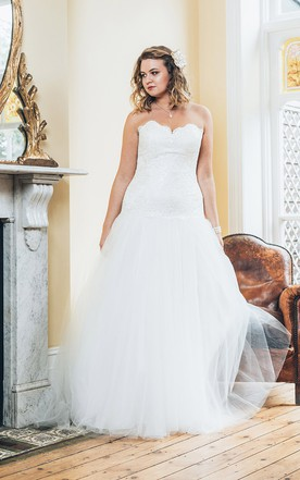 Carrie Bradshaw Wedding Dress Rash | June Bridals