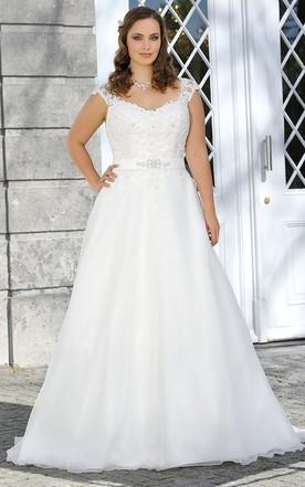 Cheap Plus Size Wedding Dresses Under 200 - June Bridals