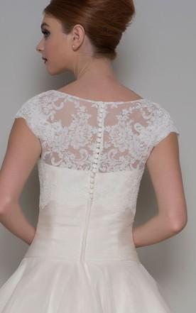 Cheap Ballerina Wedding Dress, Floor Length Wedding Dresses - June ...