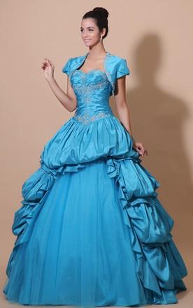 Vintage Masquerade Ball Gowns | Vintage Formal Dresses - June Bridals