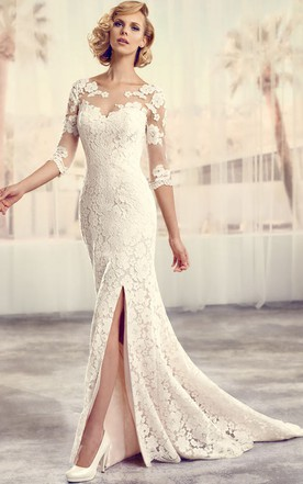 Second Wedding Dresses for Older Brides in Various Style - June Bridals