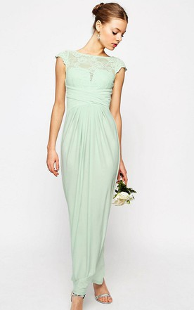 Light Green Bridesmaid Dresses | Pale Green Bridesmaid Dresses ...
