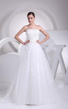 Fuschia Wedding Dress | June Bridals