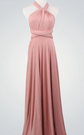 Convertible Bridesmaid Gowns | Muti-Way Dresses For Bridesmaid ...
