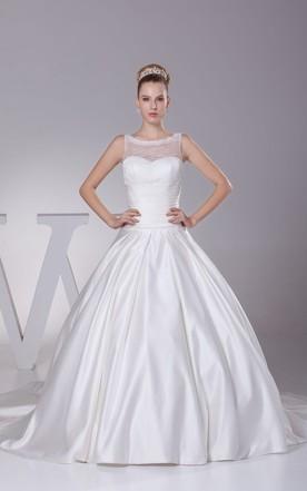 Cheap Ball Gown Wedding Dresses, Cheap Princess Wedding Dresses ...
