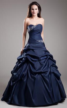 b4146f694a71 Navy Blue Prom Dresses 2018 | Navy Formal Dresses - June Bridals