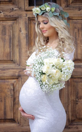 Under 100 Plus Figure Wedding Dress Cheap 100 Dollars Large Size