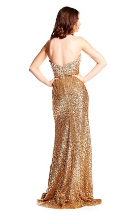 Cheap Sequin Prom Dresses | Sequined Formal Dresses - June Bridals