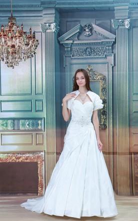 Facesitting Wedding Dress | June Bridals