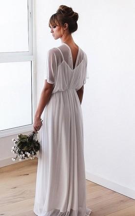 Informal Bridal Dresses - June Bridals