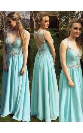 Teal Color Wedding Dress, Teal Blue Bridal Dresses - June Bridals