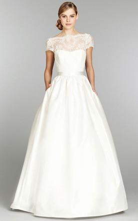 Modest Vintage Wedding Dresses - June Bridals