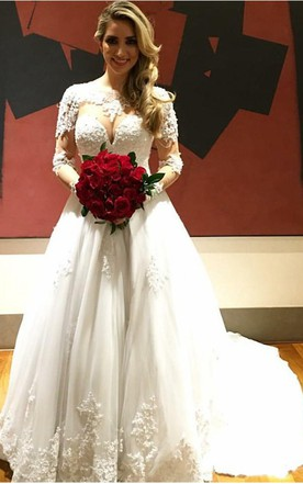 Princess Diaries 2 Wedding Dress Replica