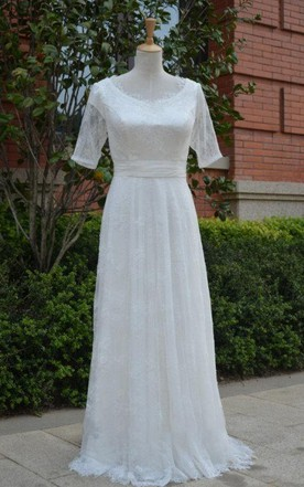 Wedding Dress On Madea\'s Family Reunion | June Bridals