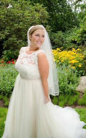 Plus Size Vintage Wedding Dresses - June Bridals