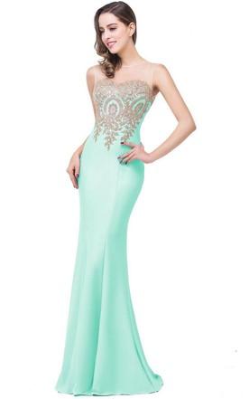 42a02061485b3 Trumpet Mermaid Prom Dresses   Sexy Mermaid Dresses - June Bridals
