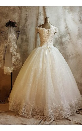 Gown Victorian Wedding Dress