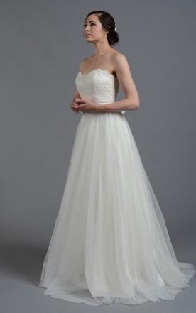 Princess Sweetheart Wedding Dresses - June Bridals