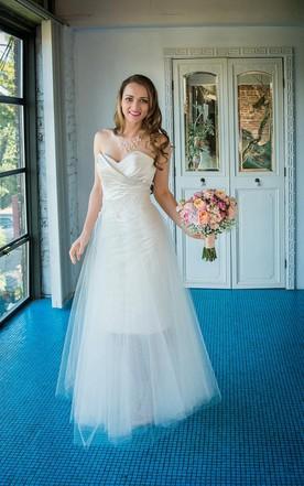 Dhadkan Shilpa Shetty Wedding Dress | June Bridals