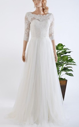 Wedding Dresses For Over 40 Years Old - June Bridals