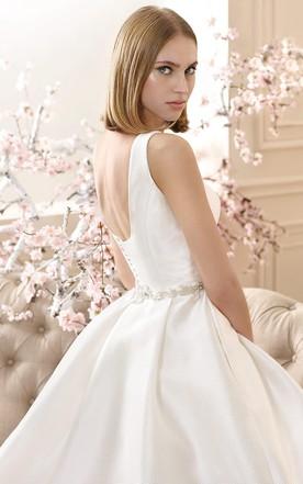 Short Bridal Dresses, Tea & Knee Length Wedding Gowns - June Bridals