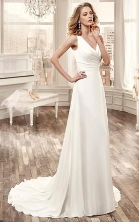Simple Wedding Dress | Elegant Bridal Gown - June Bridals