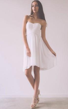 cheap mini wedding dresses short wedding dresses june bridals