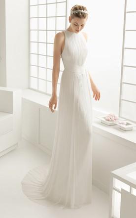 Haltered Wedding Dress | Wedding Dress By Neckline - June Bridals