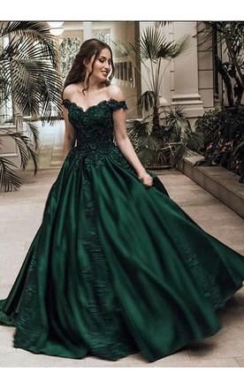 4c56a8ae19 Princess Ball Prom Dress, Ball & Ballroom Formal Dresses - June Bridals
