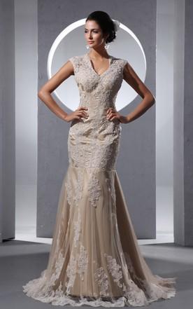 Mature & Older Ladies Bridal Dresses, Wedding Gowns for Brides over ...