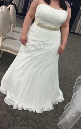 Plus Size Wedding Dress Rental - June Bridals