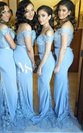 1c58bc9eac460 Summer Bridesmaids Dresses, Bridesmaid Dress In Summer - June Bridals