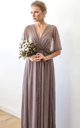 Mother Of the Groom & Bride Dresses for Beachy Wedding, Beach ...