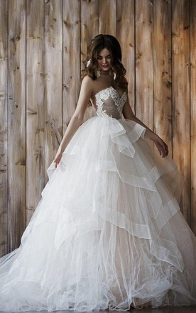 Cute Style Wedding Gowns, Bridal Dresses Cute - June Bridals