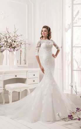 0ea9385d09a04 Sexy Trumpet/Mermaid Bridal Dresses, Sassy Fishtail Wedding Gowns ...