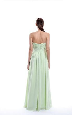 Light Green Bridesmaid Dresses   Pale Green Bridesmaid Dresses ...