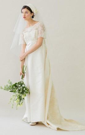1930s Vintage Wedding Dresses, Retro Thirties Fashion - June Bridals