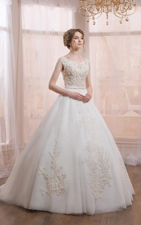 Wedding Bridal Gown Lace Wedding Dress