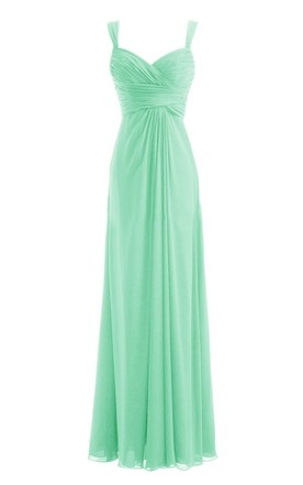 9bf514c633071 Mint Green & Sage Bridesmaid Dress | All Color Available - June Bridals