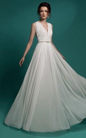 Greek Style Wedding Dresses | Grecian Bridal Gowns - June Bridals