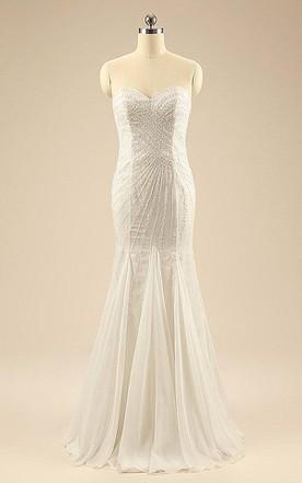 Old Hollywood Wedding Dresses | Vintage Wedding Dresses - June Bridals