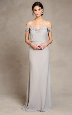 Dark Grey Bridesmaid Dresses | Charcoal Bridesmaid Dresses - June ...