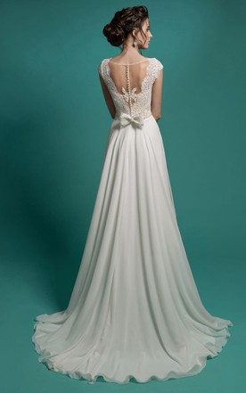 Wedding Gowns for Older Ladies, Mature Women Bridals Dresses - June ...