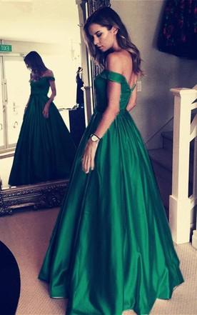Emerald Prom Dresses Deep Green Prom Dresses June Bridals