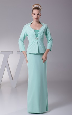 Fashion Formal Dresses with Jackets - June Bridals