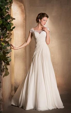 Wedding Chiffon Dresses