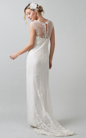 Empire Wedding Dresses Under 100